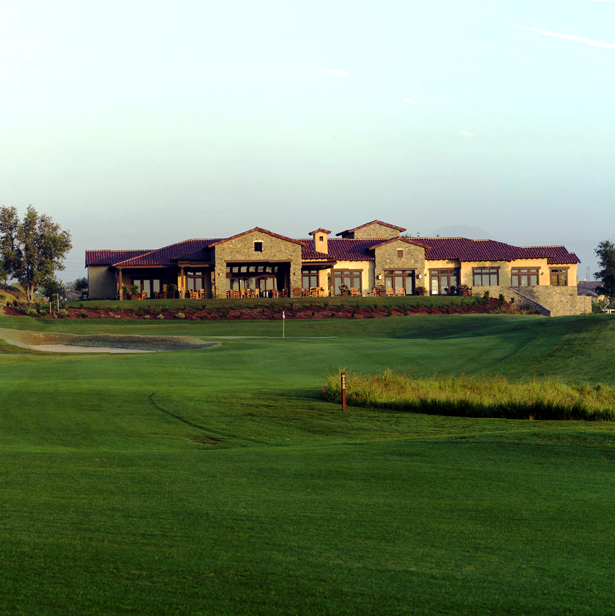 TPC Valencia, CA golf clubhouse constructed by RCS