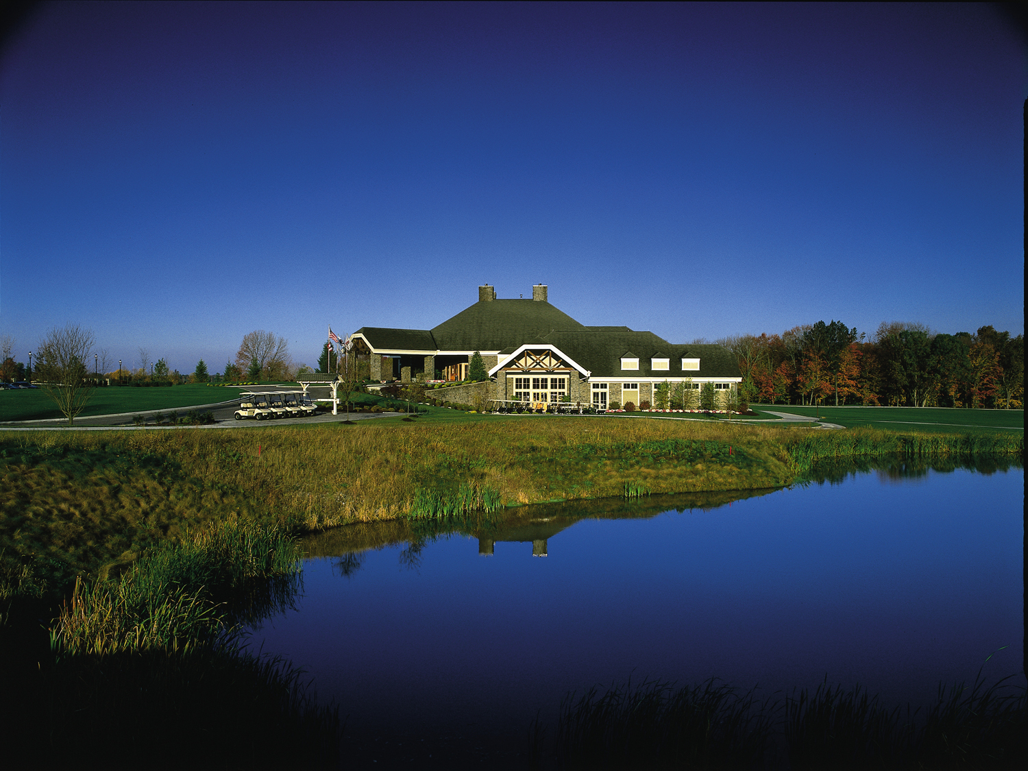 TPC at Rivers Bend, OH Clubhouse constructed by RCS